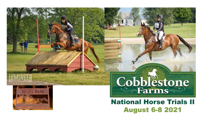 Sponsorship Opportunities Still Available for August Horse Trials!