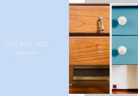 Upcycling: Beginner Tips