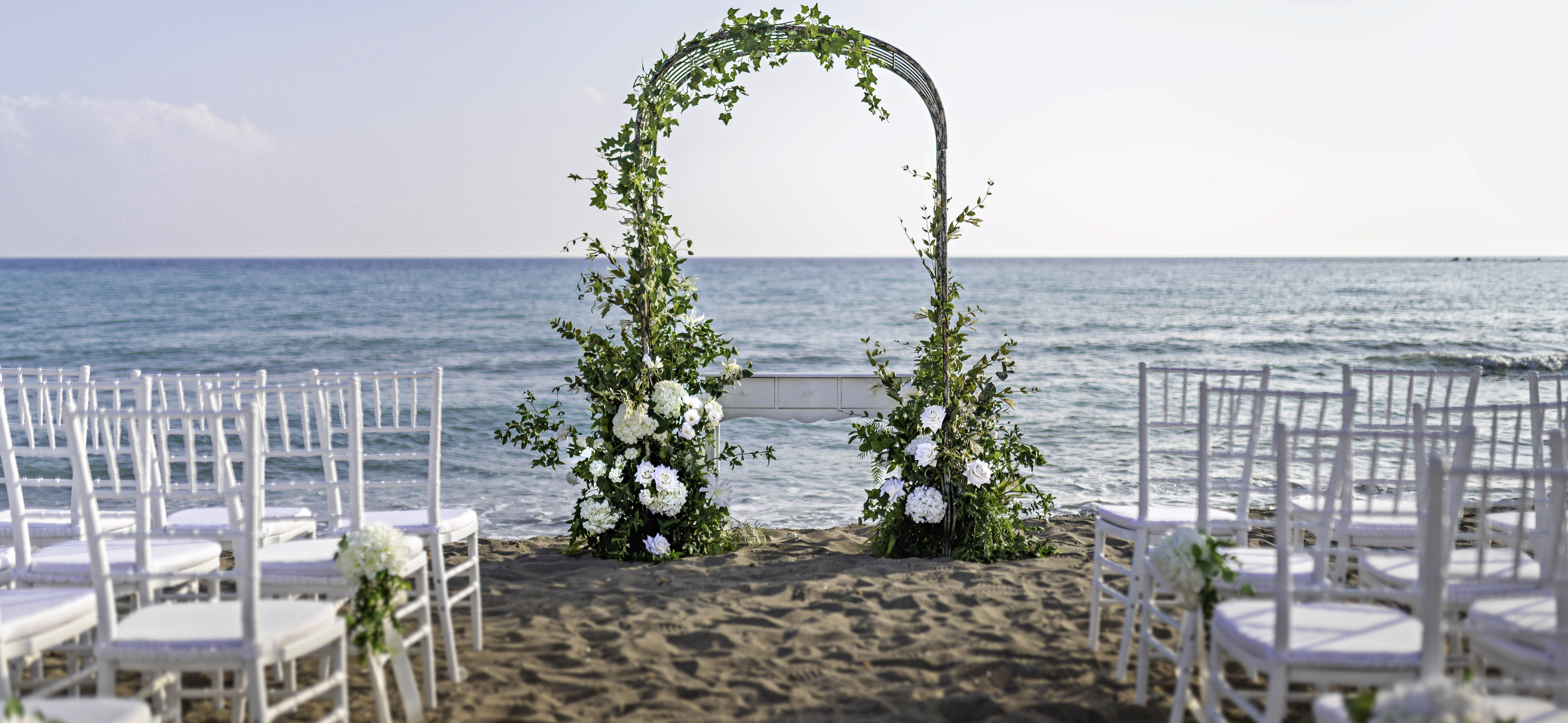 Coral Residents Wedding Venue Paphos