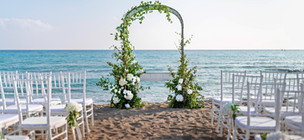 Coral Residences wedding venue Paphos Cyprus