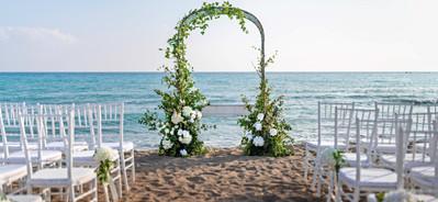 Coral Residences wedding venue Paphos Cyprus