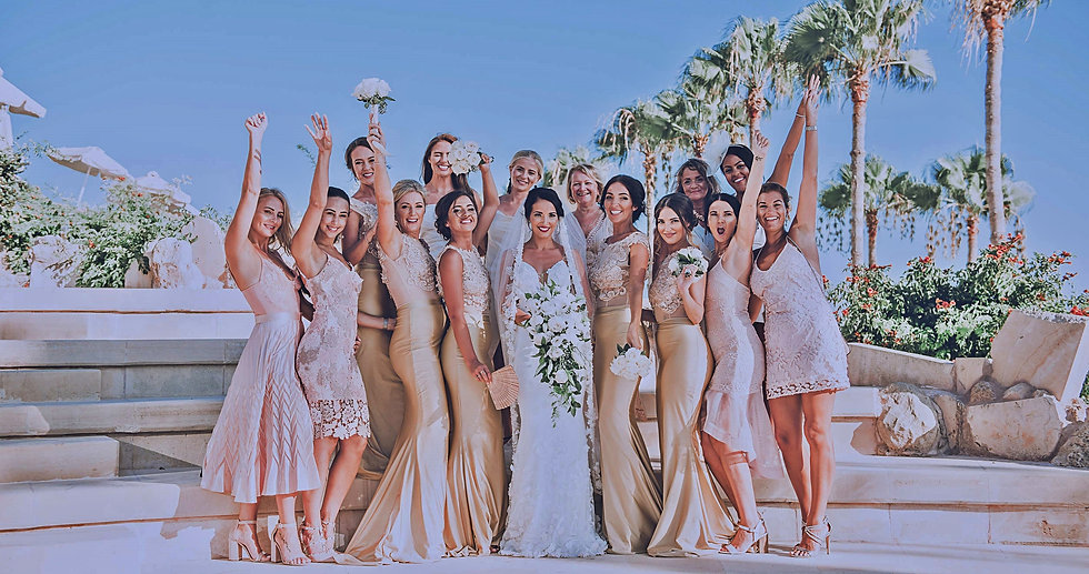 Cyprus wedding planners Paphos offering wedding packages and bespoke weddings for 2021, 2022, 2023 and 2024