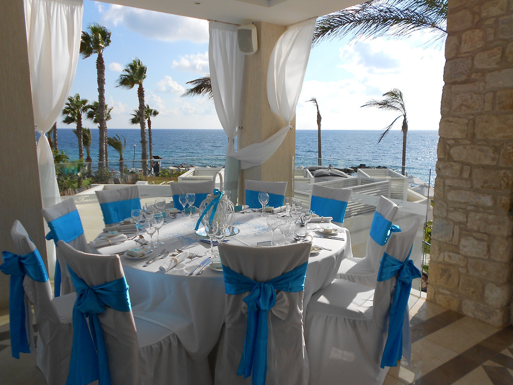 Weddings at Alexander the Great Hotel Paphos Cyprus