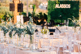 Alassos Ktima Beach Wedding Venue