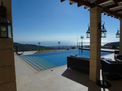 Eagle's Cliff Villa Paphos Cyprus
