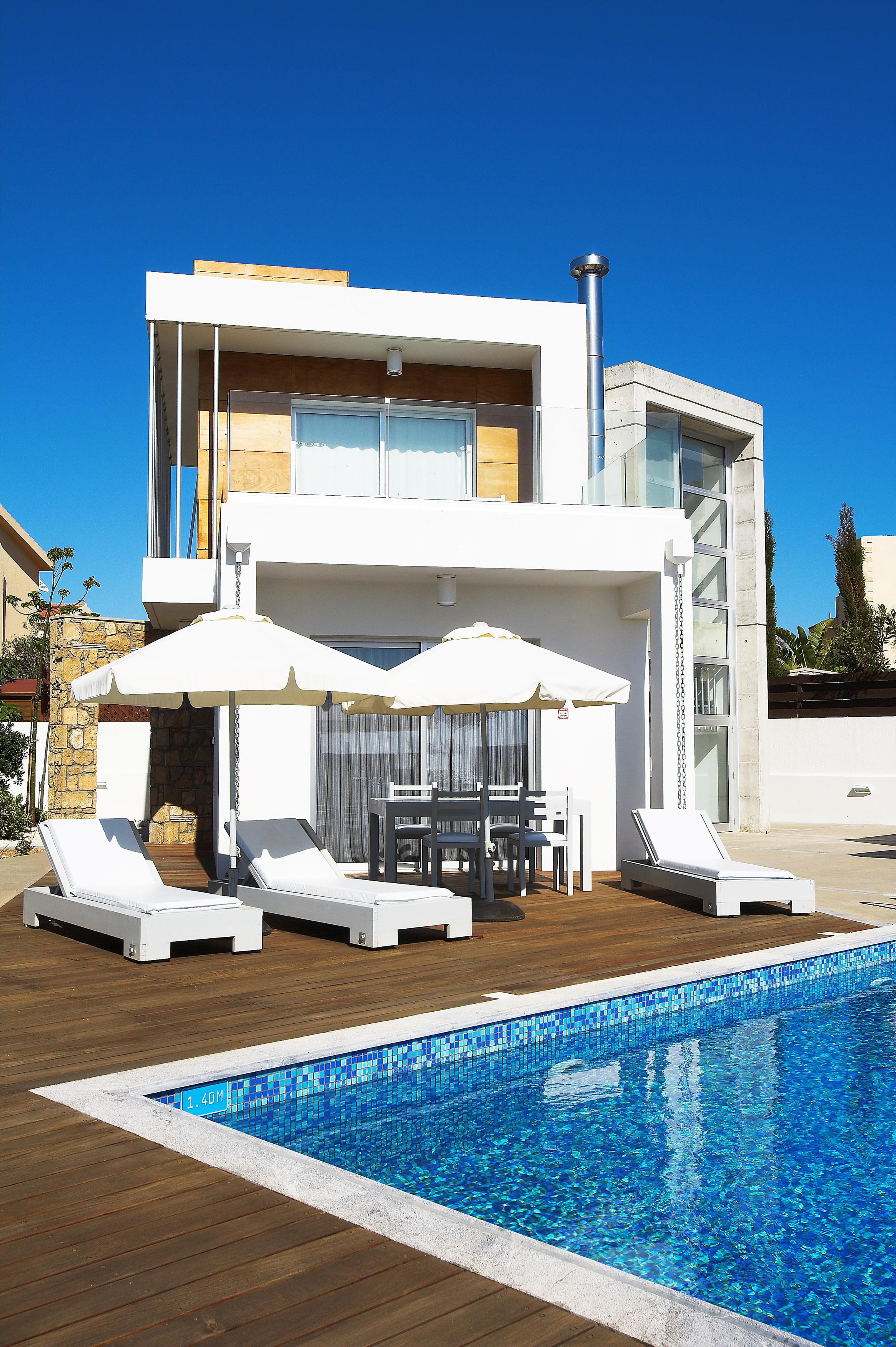 Villa Indigo Paradise Cove Paphos
