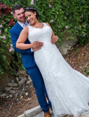 Louise & Ben, Pegeia Town Hall, 2nd October 2019