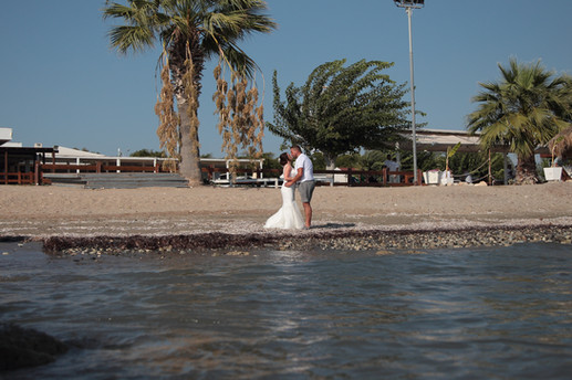 Atlantida Beach Weddings Paphos Cyprus