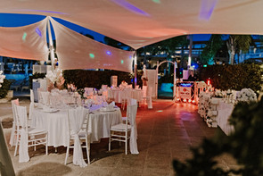 Wedding packages at the Paphos Olympic Lagoon for 2022, 2023 and 2024 by Cyprus Dream Weddings