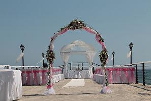 Elias Beach Hotel Weddings Pier Limassol Cyprus