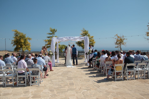 Weddings at Liopetro Paphos Cyprus