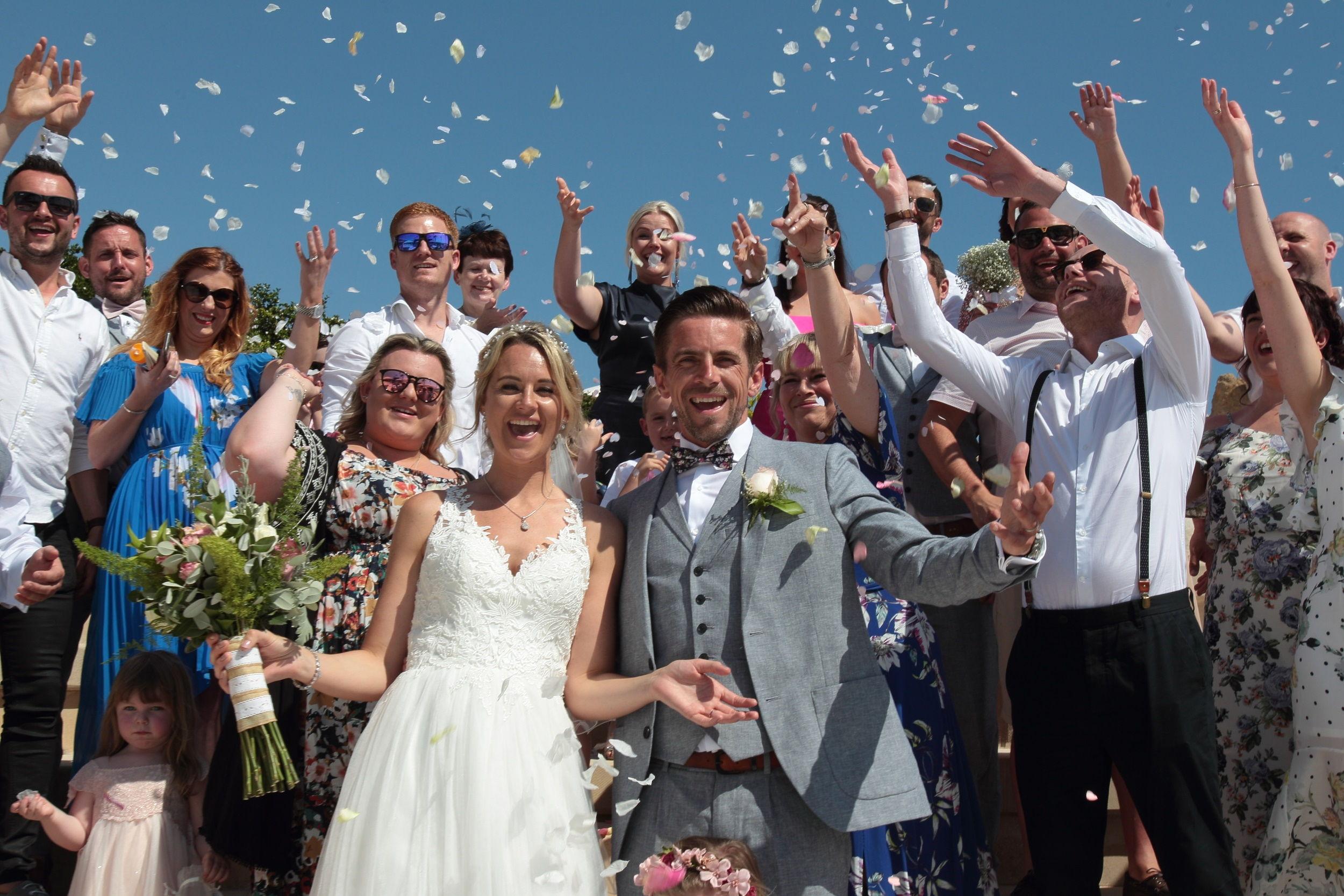 Cyprus Wedding Packages Hotels, Beach