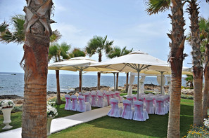 Paphos Olympic Lagoon Hotel Weddings