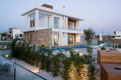 Cyan superior three bedroom villa Cyprus