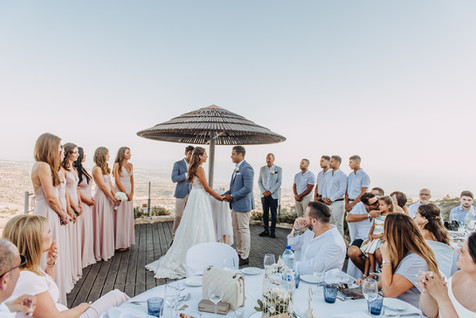 Panorama Villa Weddings Paphos Cyprus