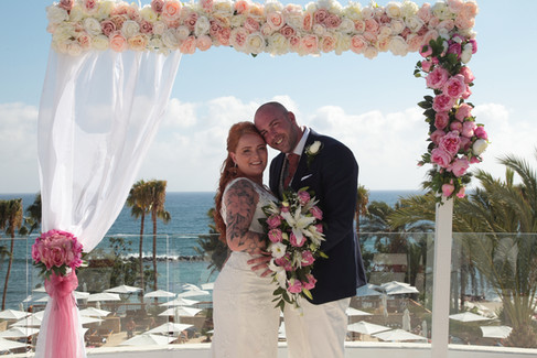 Paphos Annabelle Hotel Weddings