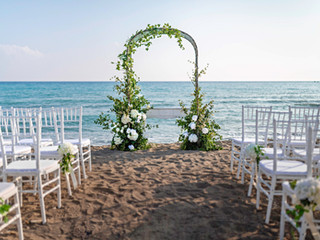 The Coral Residences Beach Weddings