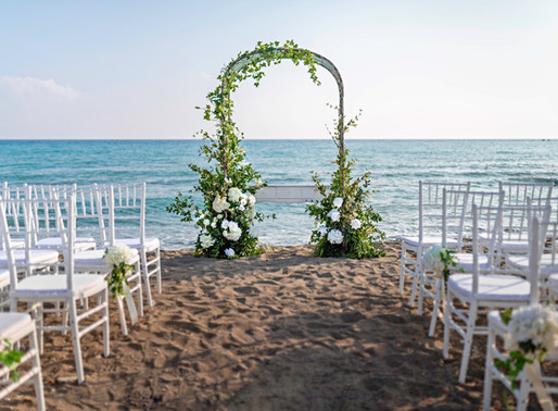 Brand New Beach Wedding Venue