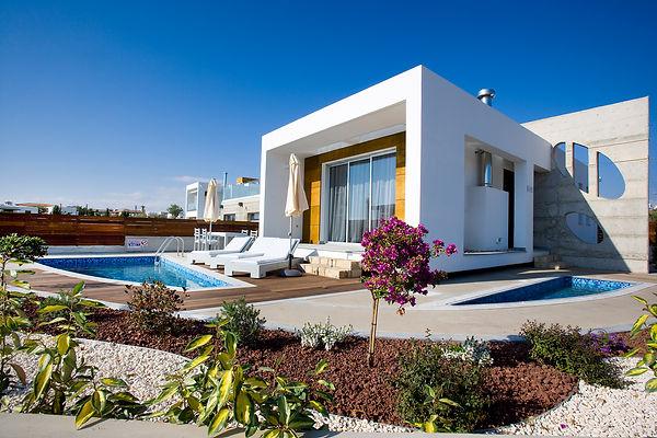 Cyprus Holiday Villas Paradise Cove summer holiday villas