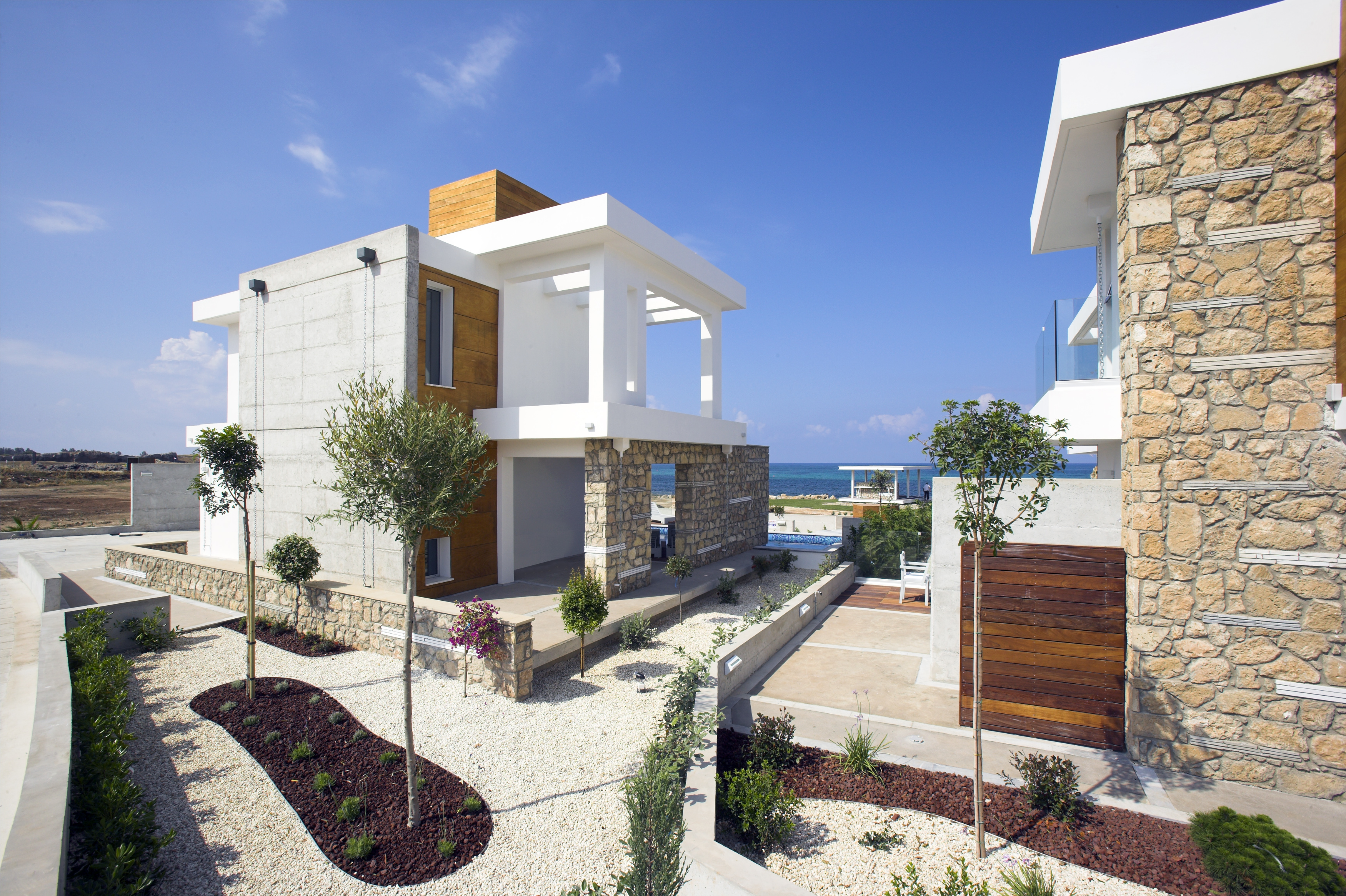 Summer holiday Villa Cyan