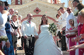 Church Weddings in Paphos CYprus