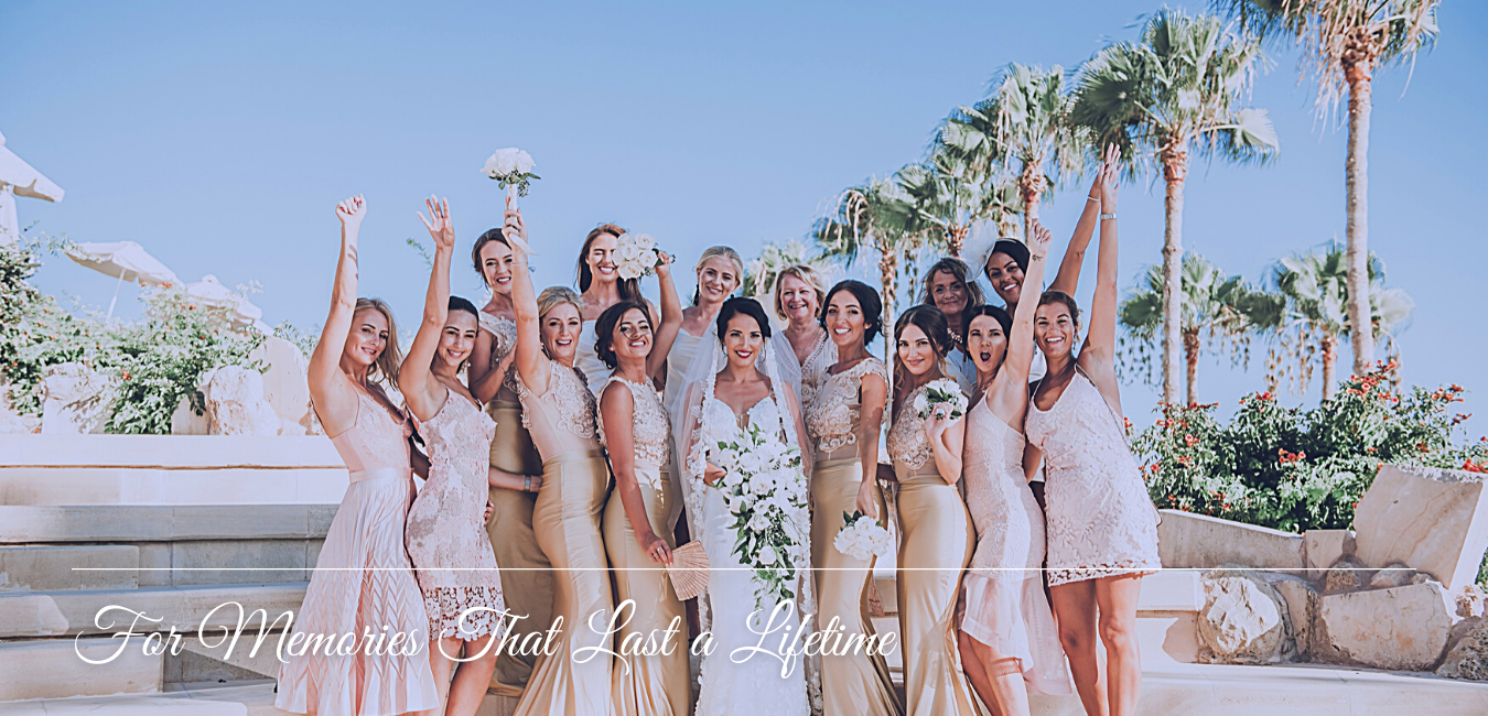 Cyprus Dream Weddings Planners for Papho