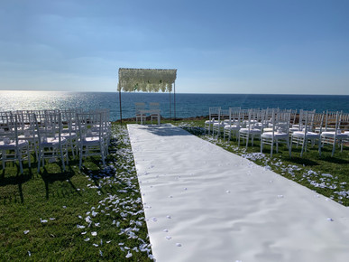 Alassos wedding venue Cyprus