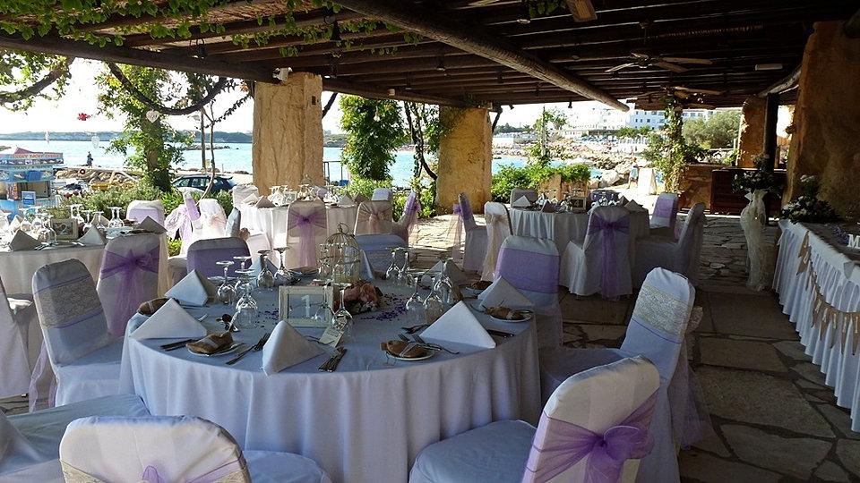 Coral Beach Hotel Wedding Package By Cyprus Dream Weddings