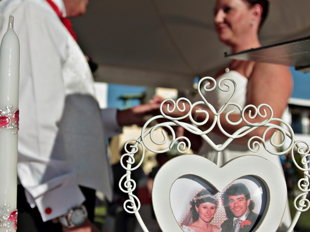 Renewal of vows & Blessings