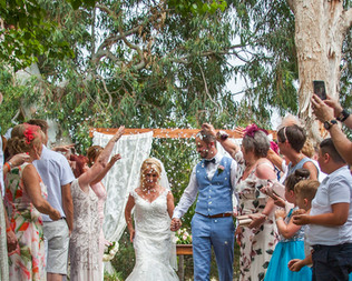 Vasilias Inn Wedding Venue Paphos Cyprus