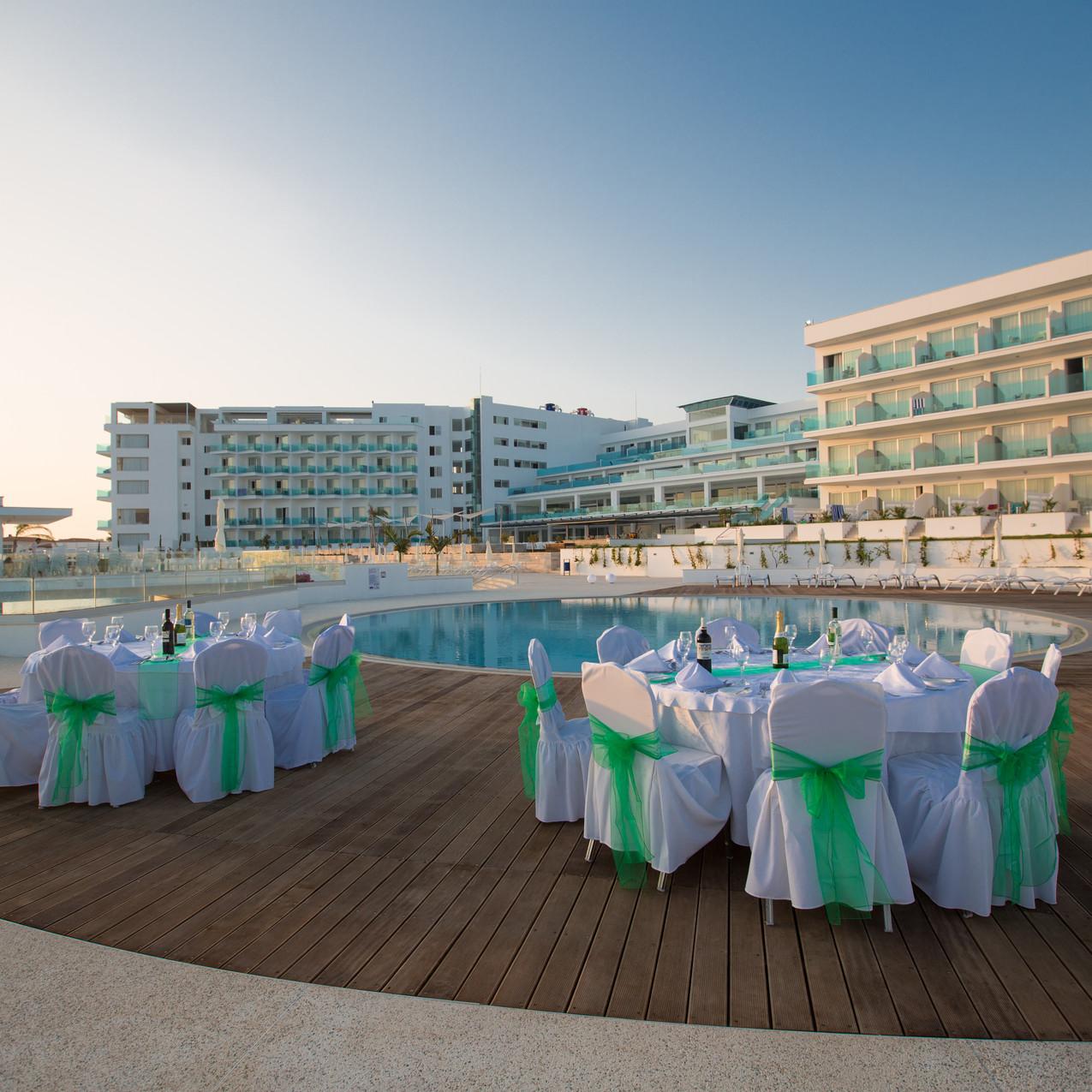 Weddings at the King Evelthon Paphos