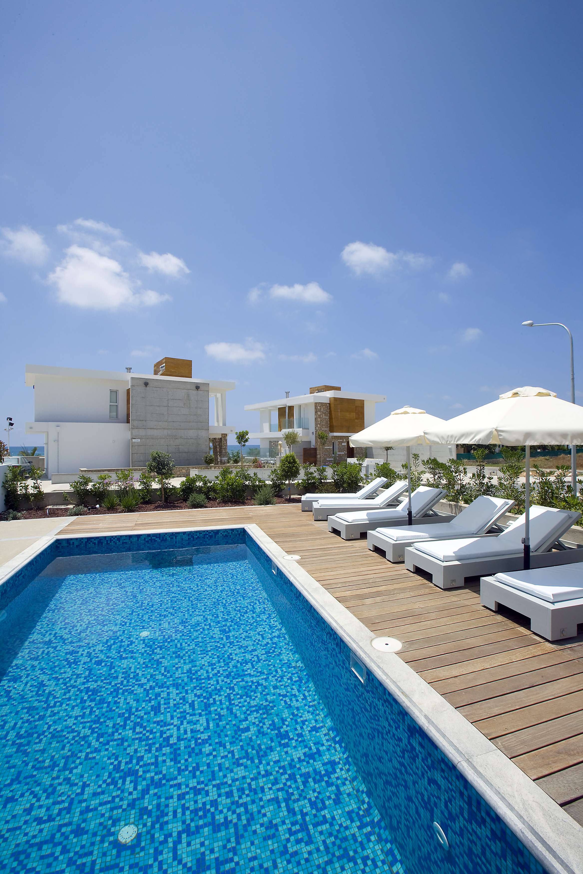 Summer holiday villas in cyprus paphos