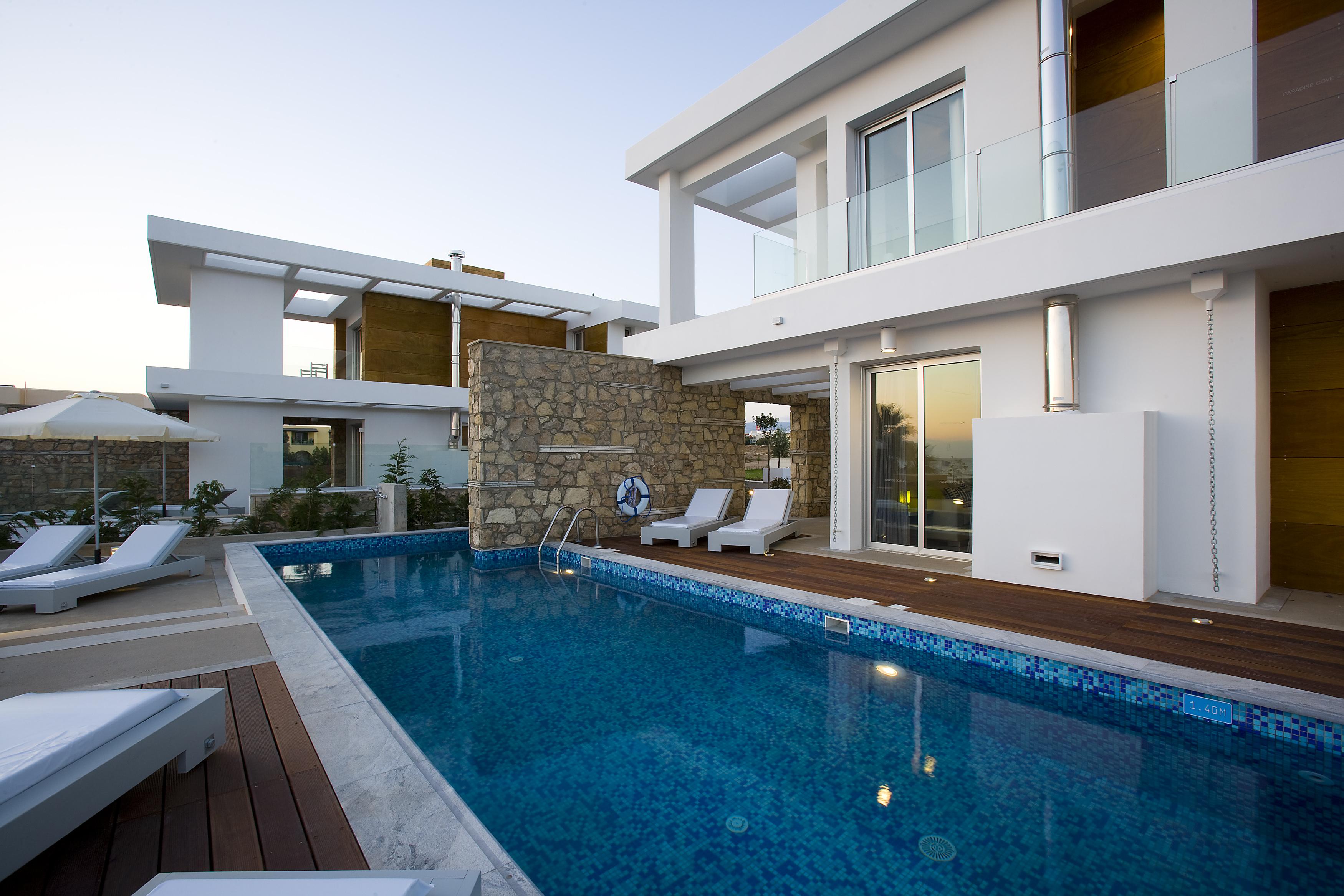 Cyan Beach Villa Cyprus
