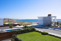 Azure villa for rent