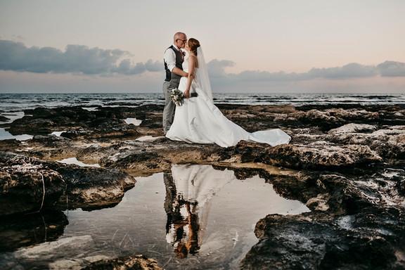 Cyprus Beach Wedding Paphos