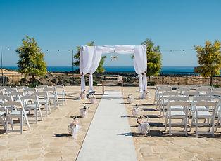 Kamares Club exclusive reception venue by Cyprus Dream Weddings
