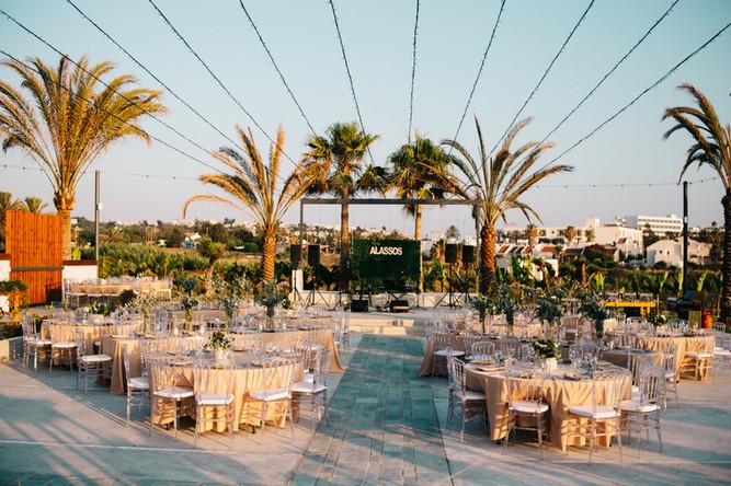 Cyprus Wedding Venues The Alassos