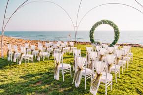 The Alassos Ktima Beach Wedding Venue
