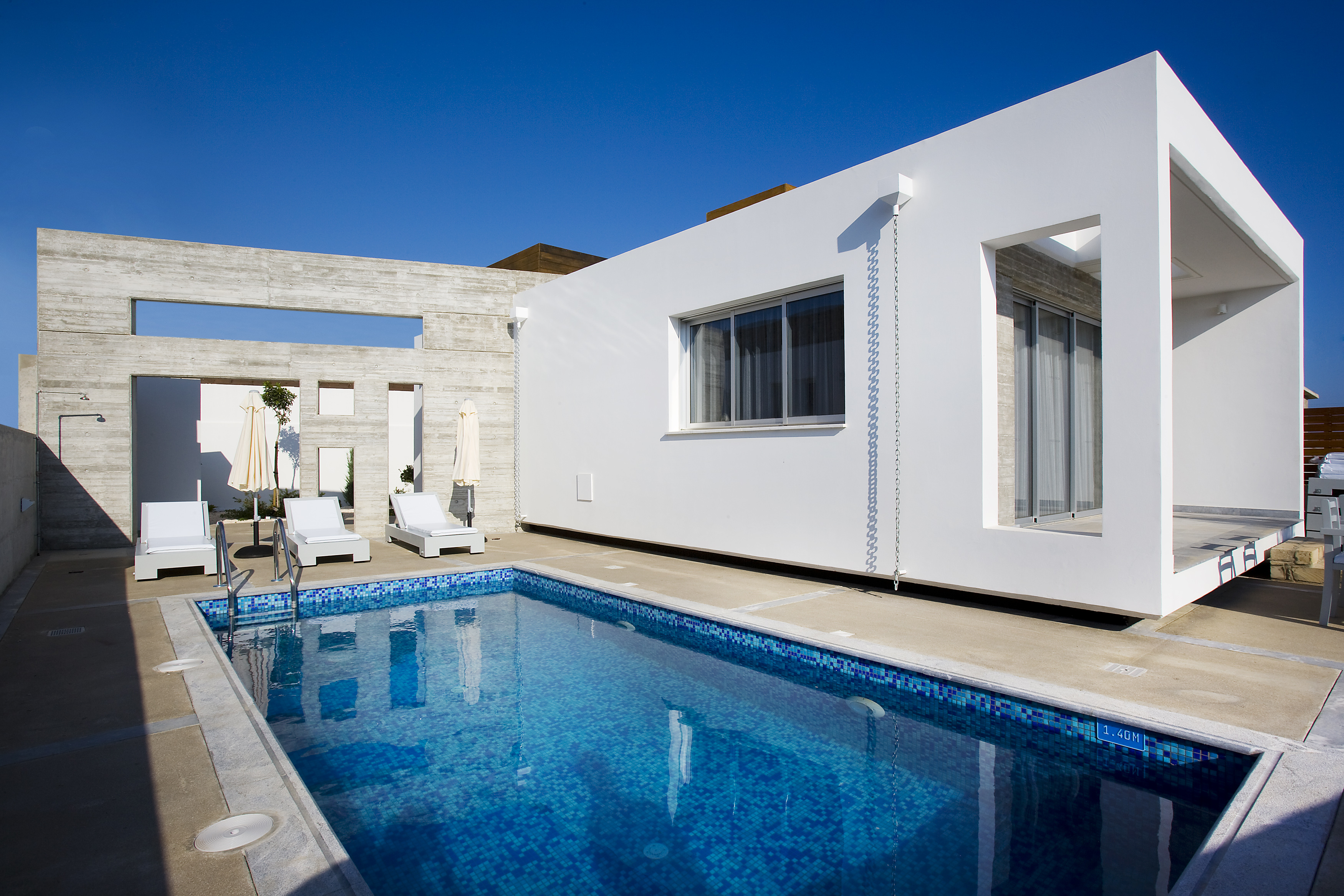 Villa Cerulean Paradise Cove Villas