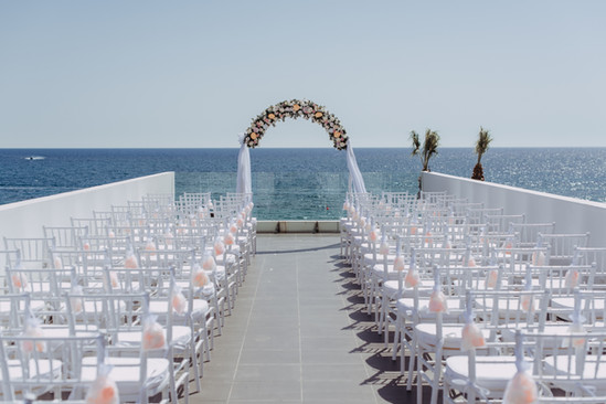 The Almyra Hotel Weddings Paphos Cyprus