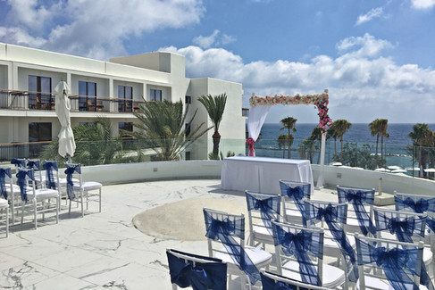Paphos Cyprus Wedding Hotel Annabelle