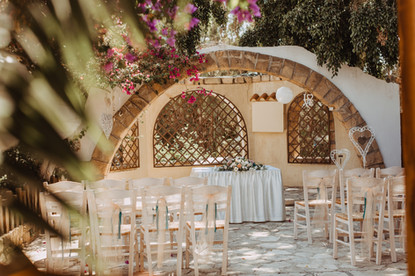 The Green Olive Taverna Weddings Paphos Cyprus