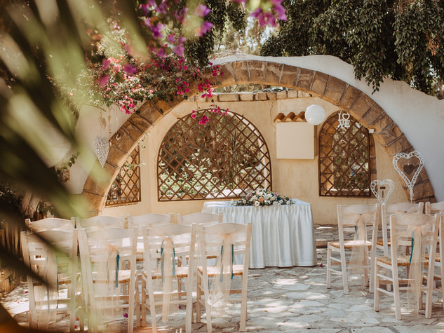 Green Olive Taverna Wedding Package