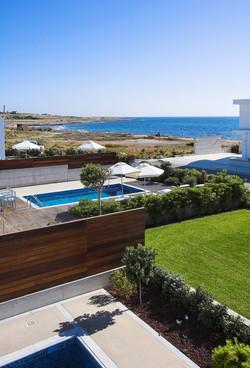 beach front villas in cyprus