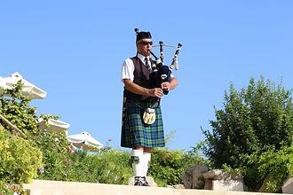 Cyprus Wedding Piper