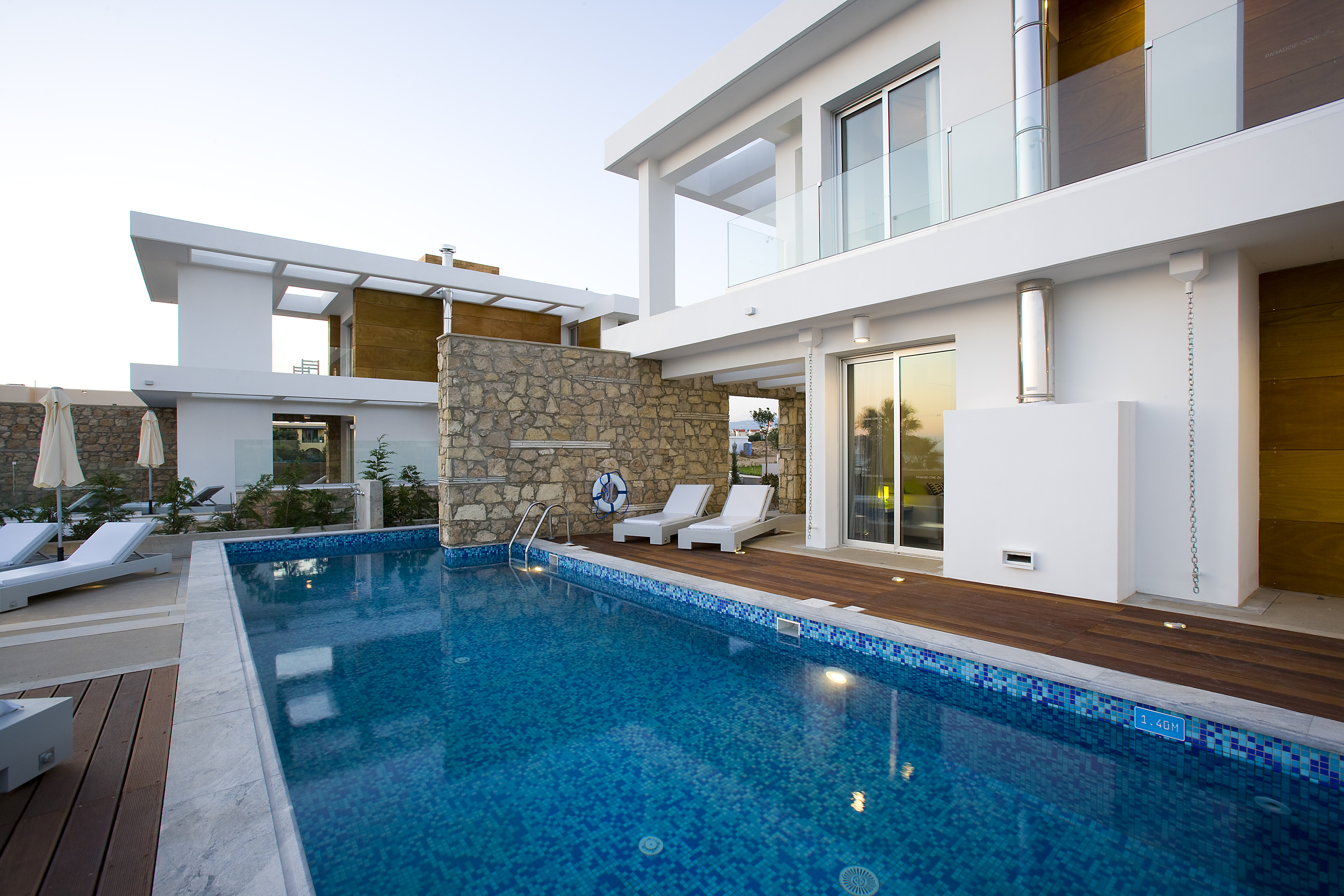 Cyprus Holiday Villa Cyan