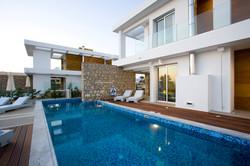 Cyprus Holiday Villa Cyan