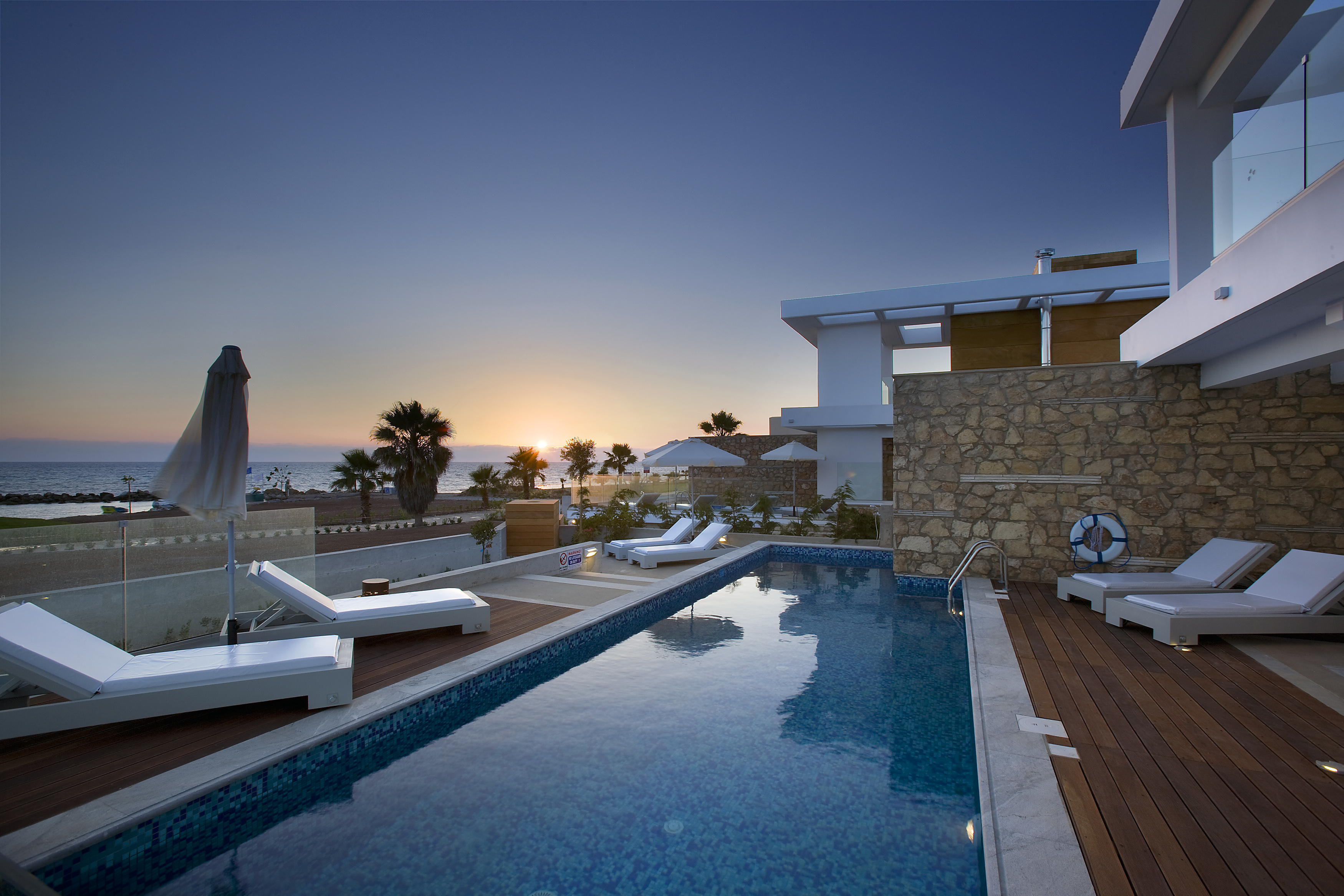 Cyan Three bedroom Luxury Villa in Cyprus