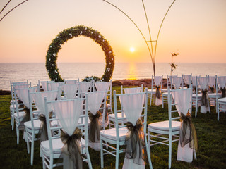 Alassos Beach Wedding Venue