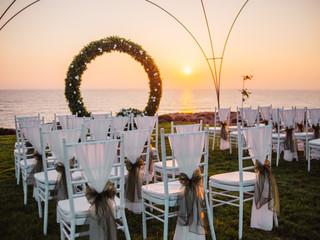Alassos Beach Wedding Venue